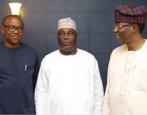 Breaking News: Atiku Picks Peter Obi as Running Mate