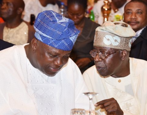 Nigeria: It's Official! Tinubu Dumps Ambode, Presents Jide Sanwo-Olu