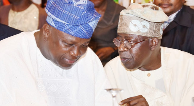 Opinion: Portrait of the Tiger Ambode Rode by Yinka Odumakin
