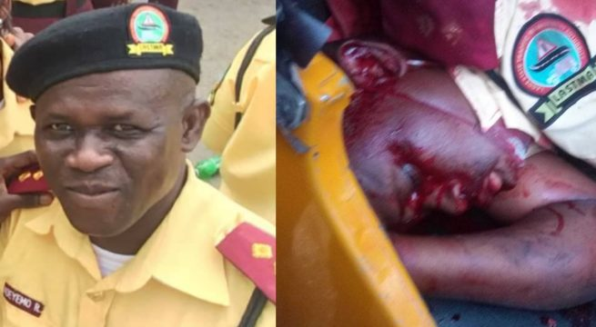 Nigeria: LASTMA Officer Shot Dead By Suspected F-SARS Officer