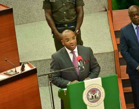 Nigeria: Akwa Ibom 2019 - Udom Sets For War With N671 Billion Arsenal