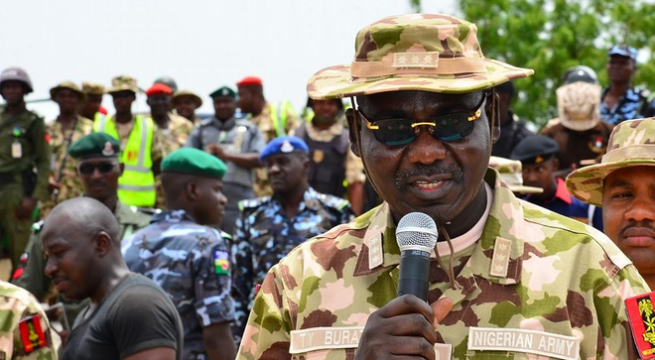 Nigeria: Buratai Invites Editors to Maiduguri, Offers Each N500,000 by Churchill Umoren