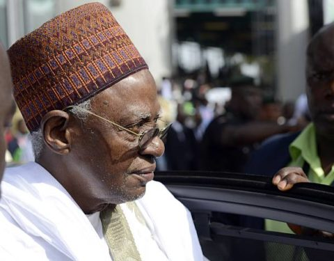 Breaking News: Shehu Shagari Dies at 93