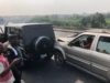 Nigeria: Road Safety Officer Hits a G-Wagon While Drunk-Driving
