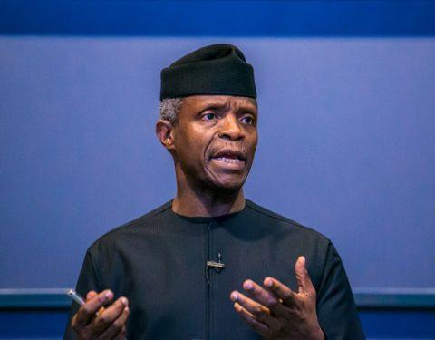 Nigeria: Blame Past Governments for Nigeria's Lack of Progress - Prof. Osinbajo