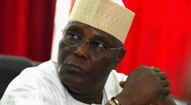Opinion: Who Is Afraid of Atiku Abubakar? by Femi Aribisala.