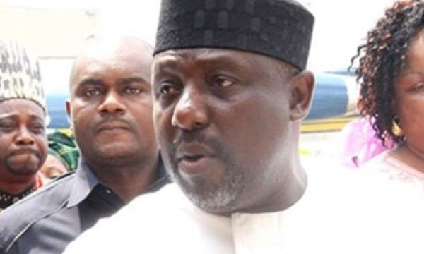 Breaking News: Rochas Okorocha and Wife Arrested by EFCC Operatives