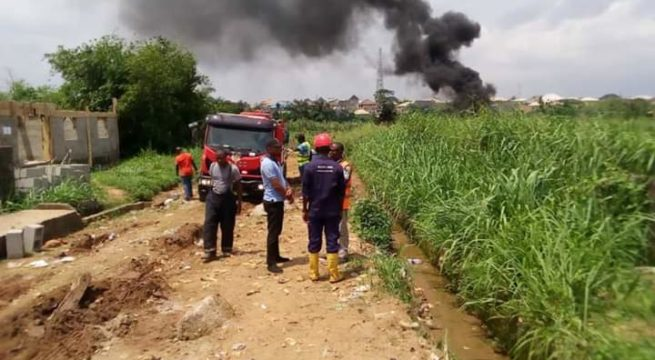Nigeria: Lagos Pipeline Explosion Attributed to Acts of Vandalism