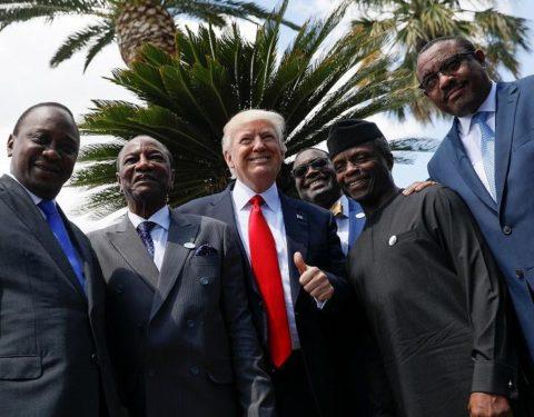 Opinion: Osinbajo Takes His Lying Spree to America - Reno Omokri