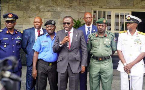 Nigeria: Sanwo-Olu Promises to Revamp Lagos State's Security Architecture