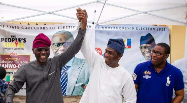 Breaking News: Sanwo-Olu Floors AD, Labour Party Governorship Candidates at Tribunal