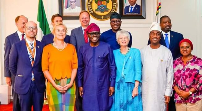 Lagos State Partners Netherlands on Health, Education, Water Transportation