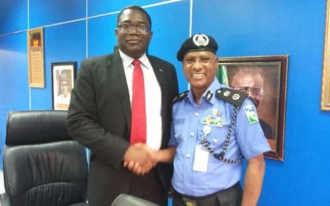 Lagos Police Commissioner to Partners NIM on Capacity Building