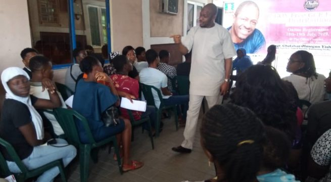 Lagos Lawmaker Presents Free GCE Forms to Students