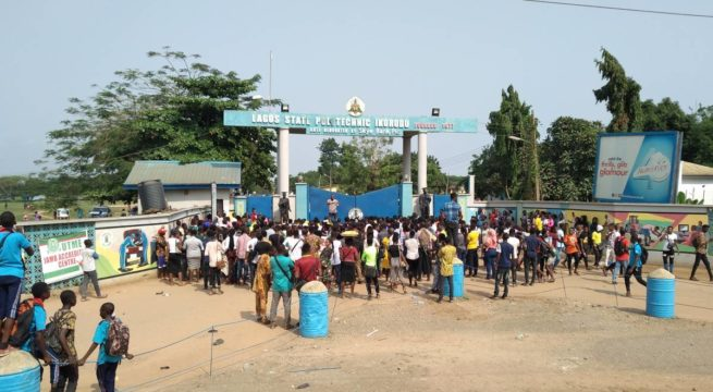 Sanwo-Olu Orders Investigation into Lagos Poly Crisis, Vows to Deal with Troublemakers