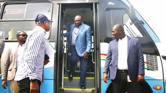 Lagos Assembly Moves Against Ambode, Begins Probe Of N45bn Buses
