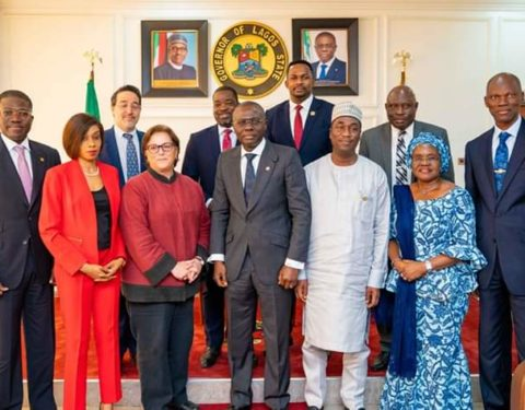 Sanwo-Olu Reiterates Need to Promote Bilateral Relations