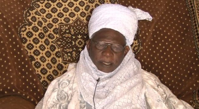 Kwara Gov Commiserates with Emir of Gwanara Over Wife's Death