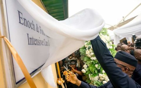 Governor Abiodun Charges Religious Bodies, Corporate Institutions To Engage in CSR