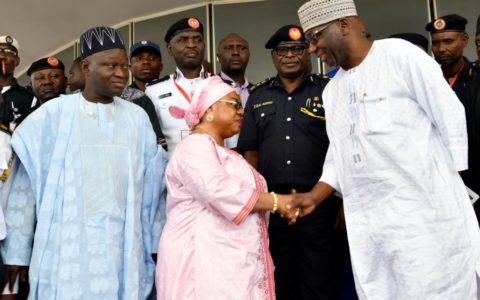 Safety: Kwara Gov Pledges Quality Fire Services
