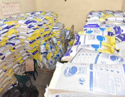 Lagos Continues Sale of Lake Rice Despite End of the Eid Celebrations