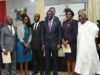 Sanwo-Olu Swears-in New Permanent Secretaries
