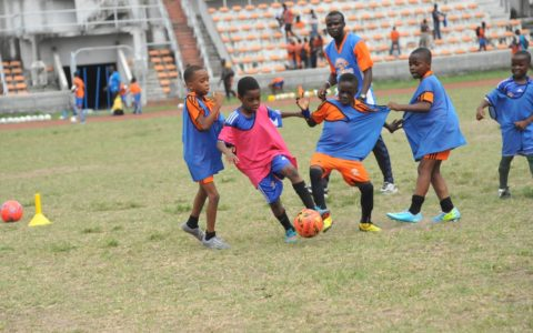 Lagos Sports Summer Camp Holds from August 31