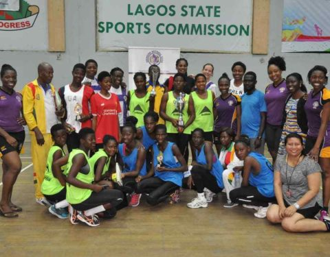 National Youth Games: LSSC Conducts Screening for Athletes