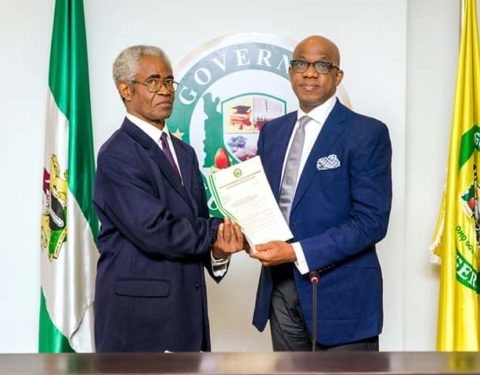 Gov Abiodun Promises to Reposition Public Service for Greater Effectiveness