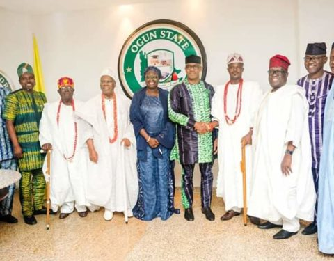 Abiodun Tasks Traditional Rulers on Security