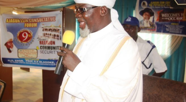 Eid-El-Kabir: Cleric Urges Nigerians to Live in Togetherness and Peace
