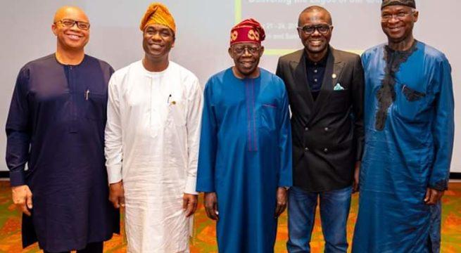 Success of this Administration not Negotiable, Tinubu tells Sanwo-Olu, Lagos Cabinet Members