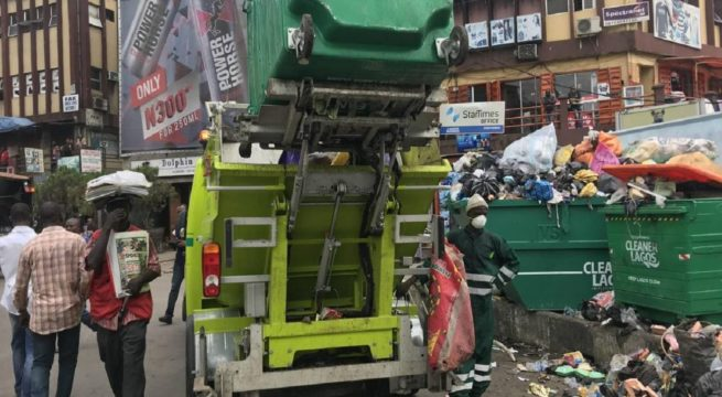 Lagos to Boost Capacity of PSP Waste Operators to Procure Equipment, Says Bello
