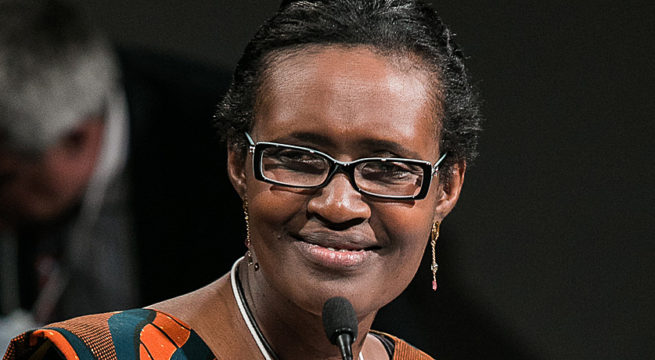 UN appoints Winnie Byanyima as UNAIDS New Executive Director