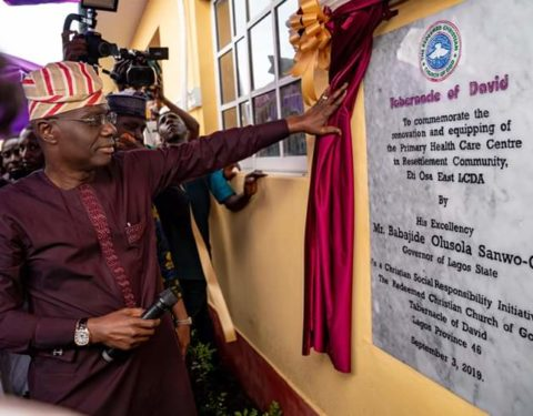 We'll Recruit Teachers to Maximise Quality Training - Sanwo-Olu