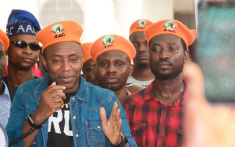 Opinion: The Bogus Case against Omoyele Sowore by Femi Aribisala