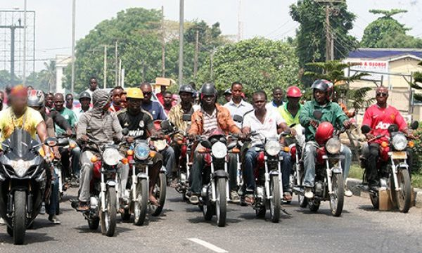 Enforcement of Ban on Okada and Tricycle Operations in Lagos Island Commences