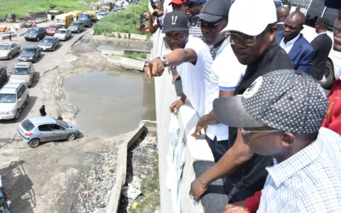 Sanwo-Olu Declares Emergency on Lagos Roads, Rallies Julius Berger, HiTech, Others to Fix Damaged Roads