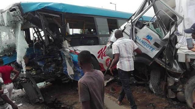 BRT Bus Accident: LASG Arraigns Truck Driver for Reckless Driving