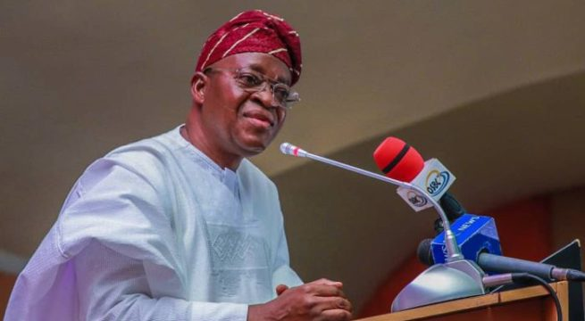 Osun Govt Reviews its Policies on Education