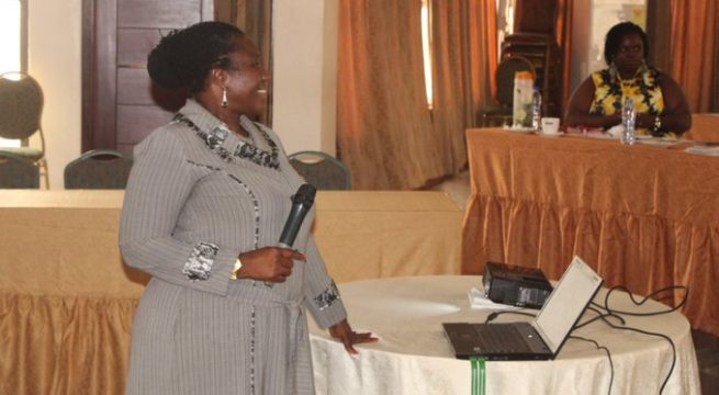 GENCED, NED Trains Young Women on Political Leadership
