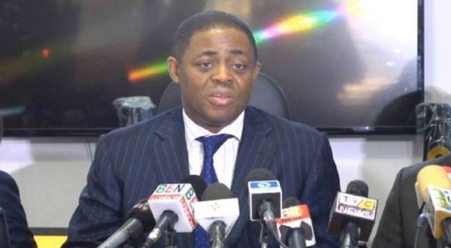 We Shall Not Bow - Femi Fani-Kayode