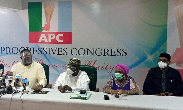 Giadom and Ajimobi: Who Wins the Soul of APC as Party Gears Up for 2023 Elections?
