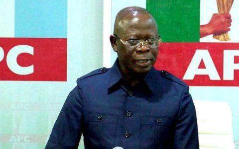 Update: Oshiomhole's Suspension Lifted by Edo APC Ward Executives
