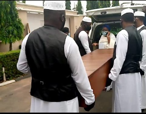 Ajimobi Laid to Rest in Ibadan Amid Tight Security