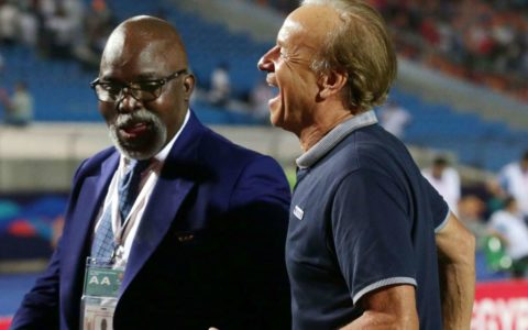 Former Eagles Player, Sylvanus Okpala asks NFF to Allow Eagles Handler, Rohr, Operate Freely