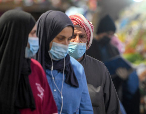 Egypt Records More than 50,000 Confirmed Cases of Corona Virus Infection