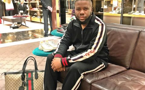 BREAKING: Nigerian Socialite Hushpuppi Arrested in Dubai