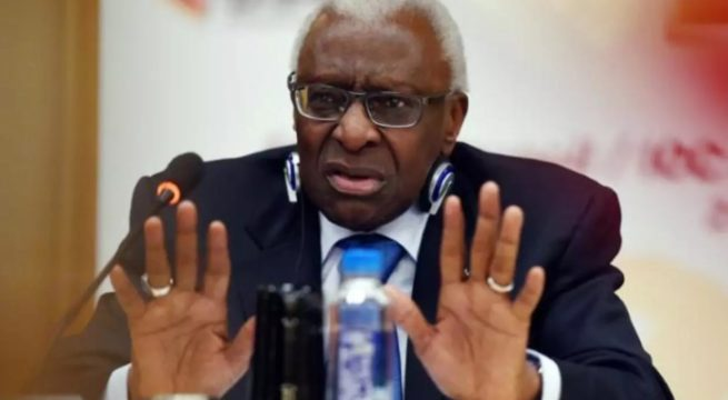 Trial of Lamin Diack for Doping Allegation Billed for Monday