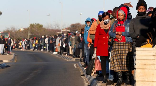 Minibus Taxis in South Africa Embark on Strike Over Insufficient COVID-19 Relief Funds